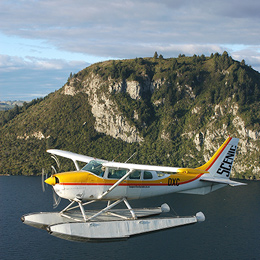 Taupo Scenic Flights Go Flightseeing With Taupo S Float