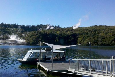 Scenic flights, Taupo's Float Plane
