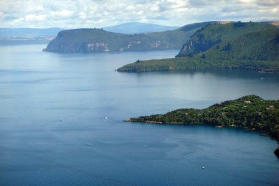 Scenic flights over Taupo, Taupo's Float Plane