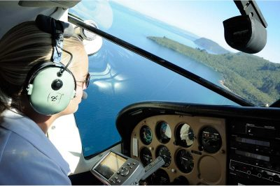 Scenic flights by sea plane, Taupo's Float Plane