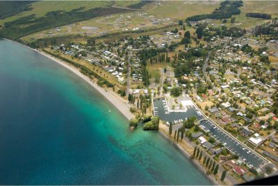 Scenic flights over Lake Taupo, Taupo's Float Plane